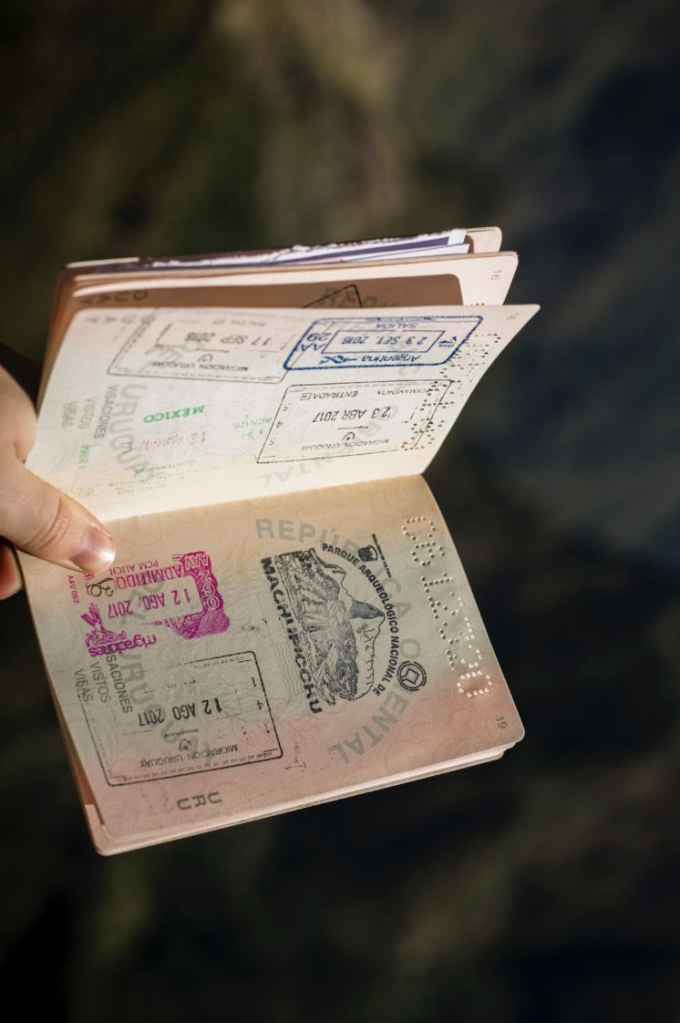 Visas to other countries